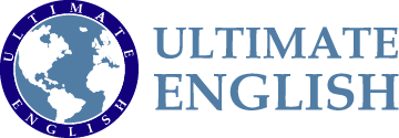 Logotipo Ultimate English