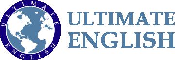 Logotipo Ultimate English